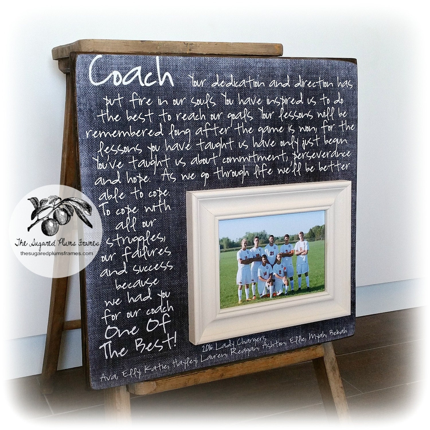 Coaches gift football coach gift soccer coach gift zoom jeuxipadfo Images