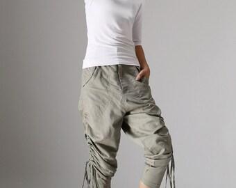 Khaki Pants-Khakis-Boho Pants-Gypsy Pants-Hippie Pants-Linen Pant-Linen Pant Woman-Maxi Pant-Linen-Woman Linen Pant-Woman Pant-Trouser-980