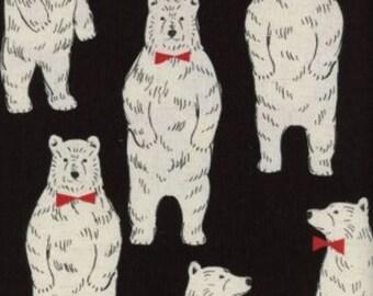 KOKKA - Nordic Animals - Bear Canvas