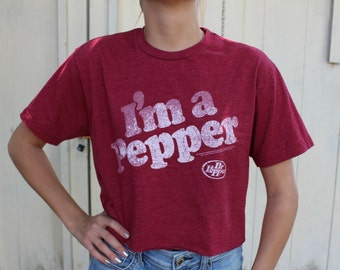 Dr. Pepper Vintage Graphic t-shirt (RARE One of a Kind)
