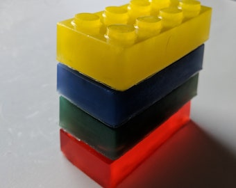 Brick Soap, Building Bricks