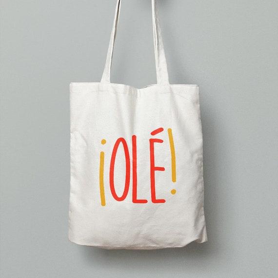 """Spanish Bag """"Olé"""""""