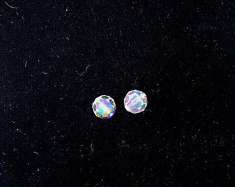 5000 Swarovski® 12mm Round - Crystal AB - 2 pieces
