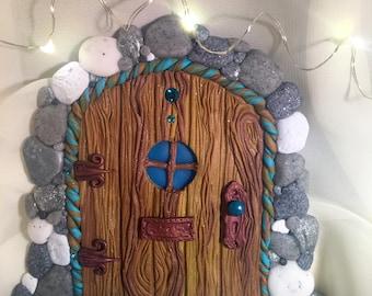 Fairy Doors, Polymer Clay Fairy Door, Polymer Clay Fairies, Fairy House Door, Garden Fairy Door, Fairy Home Decoration, Indoor Fairy Door
