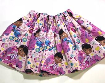 Doc McStuffins Skirt.