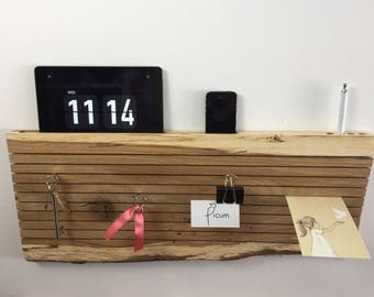UNIQUE peace officer - post, key board, organizer, cell phone holder, iPadhalter, pen holder