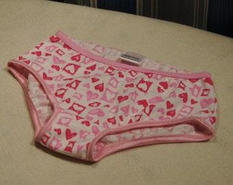 Girl Underwear Pattern Pdf Tutorial Comfy Modern Trendy High