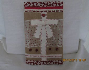 Diary or notebook cover