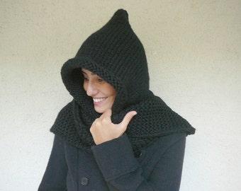 Black Hood by Afra