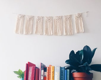Macrame Garland ~ready to ship