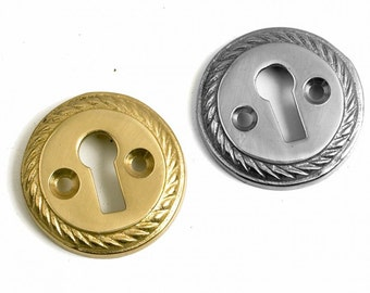 Goodrich Escutcheons Polished Brass