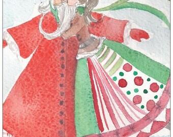 A Kiss to Santa