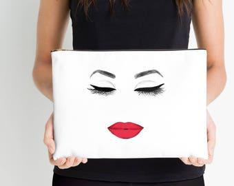 Eye Lip You Cosmetic Case
