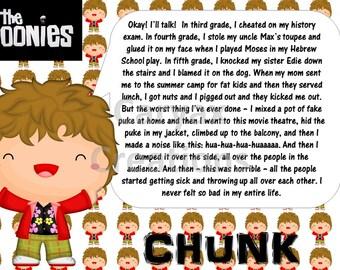 Goonies Chunk quote 80s movie