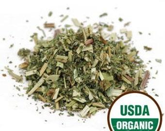 Meadowsweet herb, cut/s organic