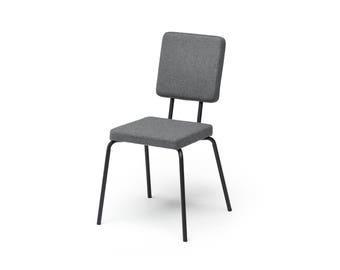 ISO - Schön - Design - Stuhl - Woolfelt - Stapelbar - Einzigartig - Handgefertigt - Natürlich - Inspiration - Wohnzimmer - Minimalistisch