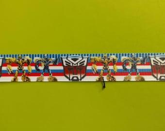 7/8 Grosgrain Ribbon Robotic