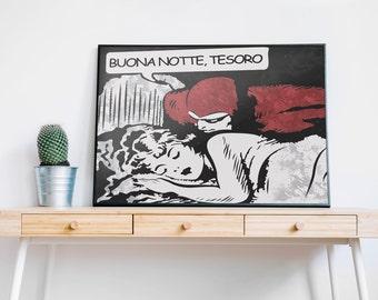 Phantom illustrations,  Art print, Phantom,  Wall art, Living room decorations, Hall decorations, Comic.