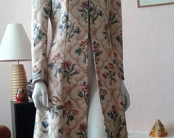 Handmade 1940s Style Coat