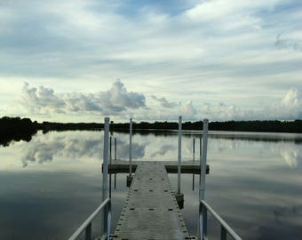 View from the Dock