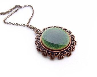 Malachite Green Pendant
