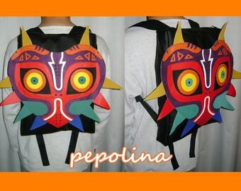 Majora's Mask Big Backpack Legend of Zelda
