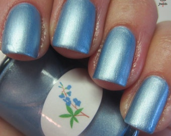 Pastel Bluebonnet Nail Polish