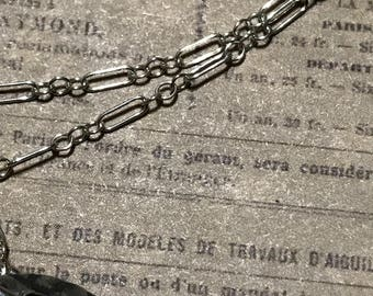 Sterling silver pmc pendant and chain