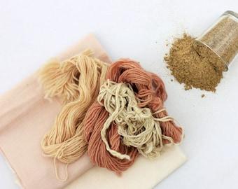 Wisdom Orange - 8oz - Natural Dye