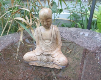 Small Buddhist Monk Statue