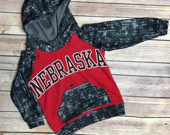 Baby Size 18M Huskers Hoodie