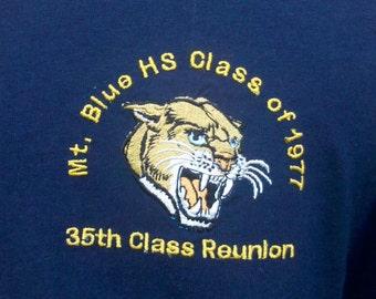 Class Reunion shirt /Family Reunion shirt SAMPLE