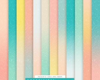 Spring Paper Shimmer Paper Spring Patterns Glitter Texture Paper Spring Scrapbook Shimmery Backdrop Spring Digital Paper Spring Printable