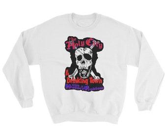 RC Jolly Roger D.T.H.P. Men's Sweatshirt