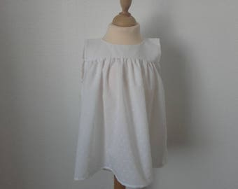6 white white satin sleeveless top