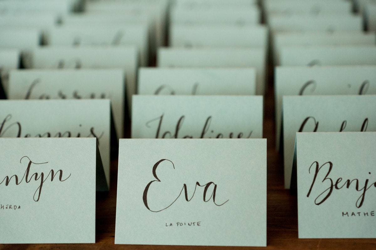 Party Place Cards