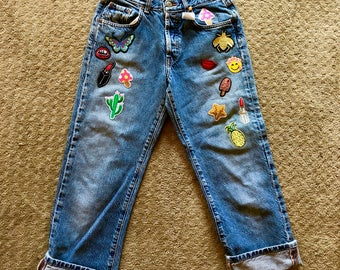 The Lucky Brand Wonderland Jeans