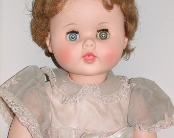 1960 American Doll TOODLES 28 Inches