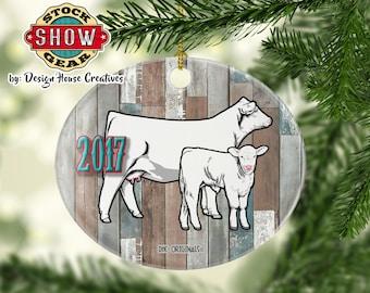 Acrylic Ornament Livestock Show Stock Show Photos Grand Champion