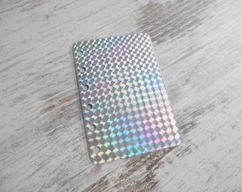 A7 Pocket dashboard sparkling silver