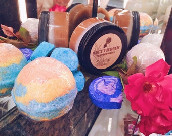 LARGE Order | Bridesmaids | Wedding | Bride | Bridal Shower | Birthday Party | BFF | Party | Mystery | Random | Surprise | Bath Bombs
