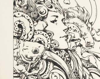EIRENE (SIGNED) - Art Book by Nicholas Filbert Chandrawienata