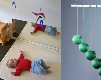 Gobbi et danseur Montessori bébé Mobiles