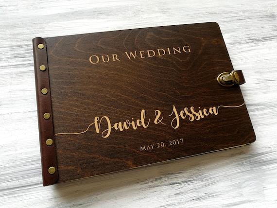 magazine style wedding albums at various wedding venues san