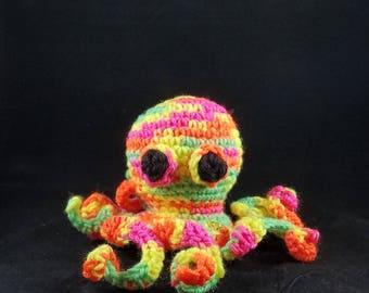 Octopus/Tako (Crochet)