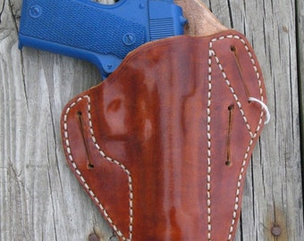 Leather 1911 Holster