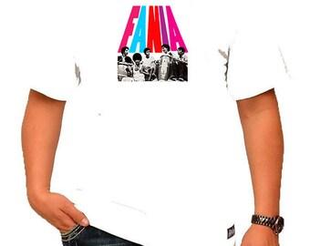 Fania All Stars Puerto Rican Men's T-Shirt