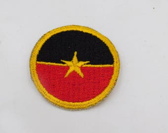 Unknown Vintage Military Style Patch Maybe German ?