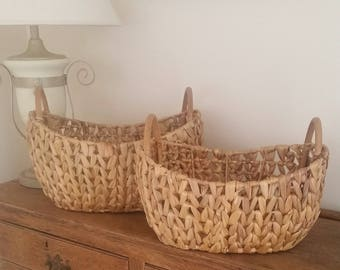 Baskets - Set of two