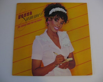 Donna Summer - She Works For The Money - Circa 1983